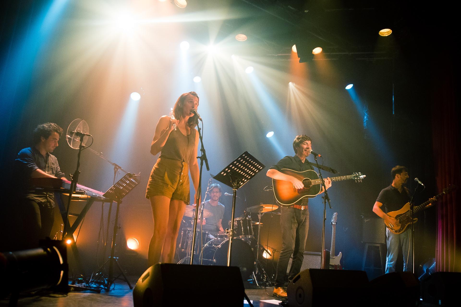 Orouni - Les Trois Baudets - 11.09.2018 - Mickaël Adamadorassy