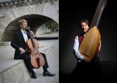 Tormod Dalen & Benjamin Narvey